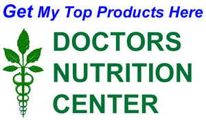 Doctors Nutrition Center Banner