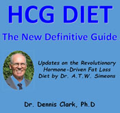 hcg diet new definitive guide - dr dennis clark