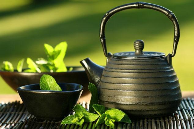 make herbal tea