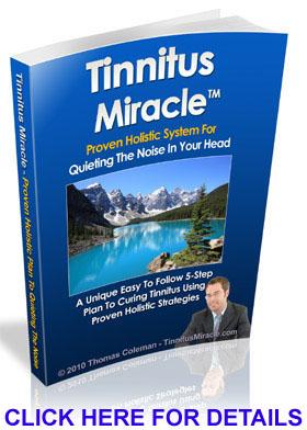 Ginkgo helps tinnitus