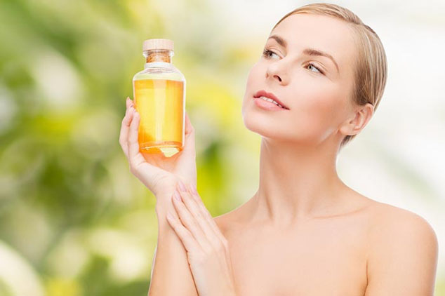 castor oil for skin