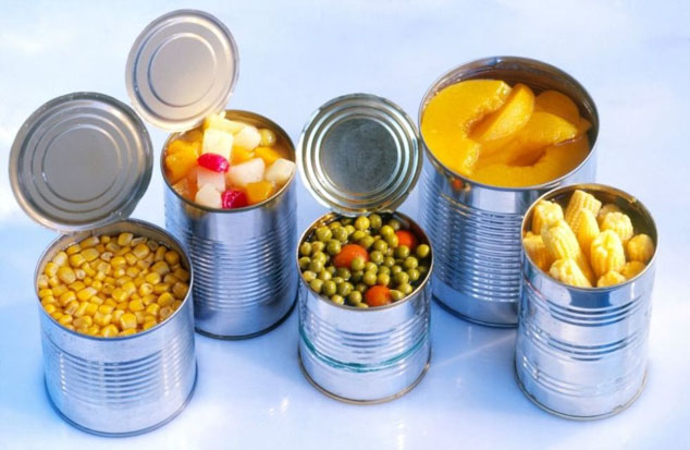 bpa in canned foods