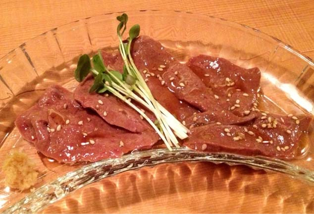 recipe for beef liver