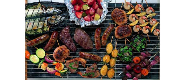 aging and grilled foods