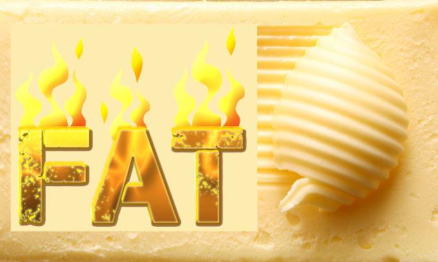 butter healthy diet fat