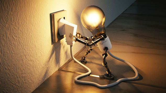 dirty electricity light bulb - defending your health